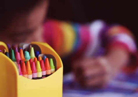 crayons by-aaron-burden-60068